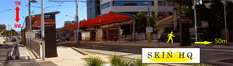 Contact details for Skin HQ skin clinic Southport Gold Coast Qld